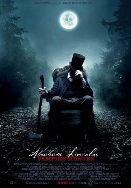 فيلم Abraham Lincoln Vampire Hunter 2012 مترجم