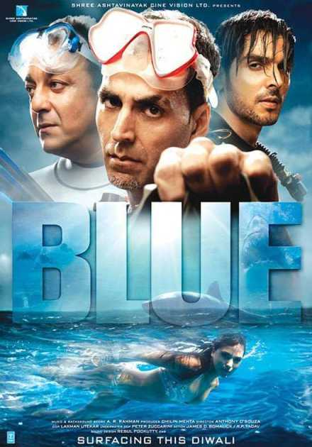 فيلم Blue 2009 مترجم