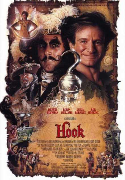 فيلم Hook 1991 مترجم