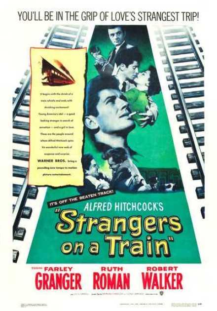 فيلم Strangers On A Train 1951 مترجم