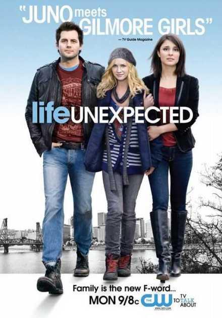 مسلسل Life Unexpected الموسم الثاني