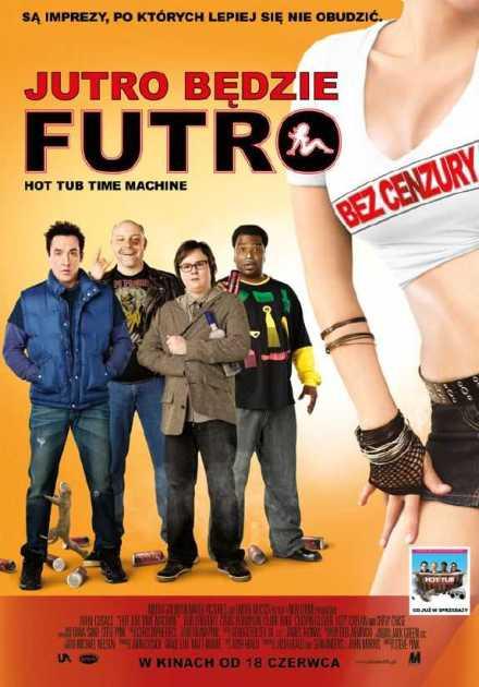 فيلم Hot Tub Time Machine 2010 مترجم