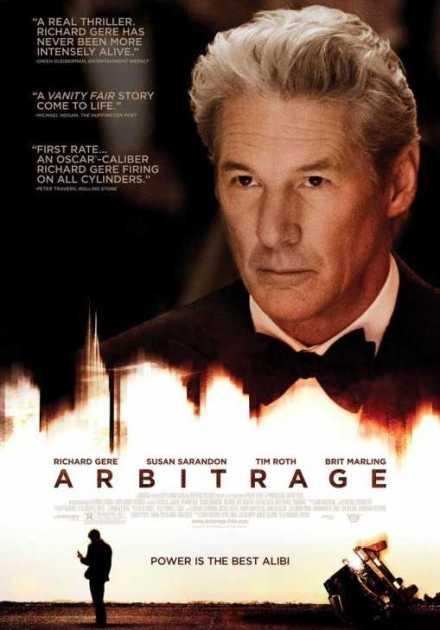 فيلم Arbitrage 2012 مترجم