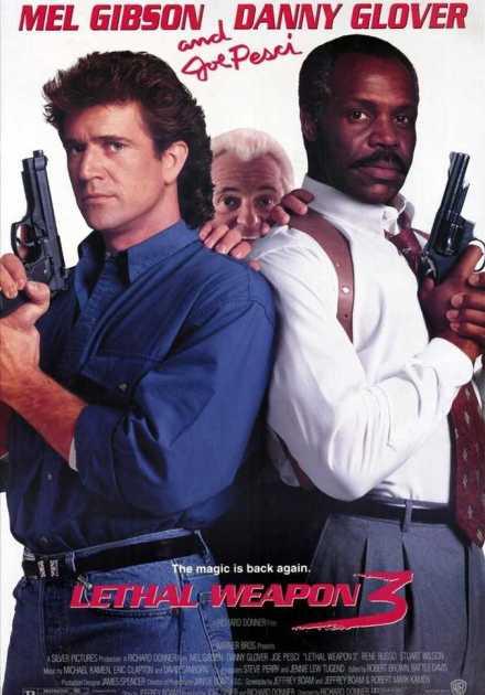 فيلم Lethal Weapon 3 1992 مترجم