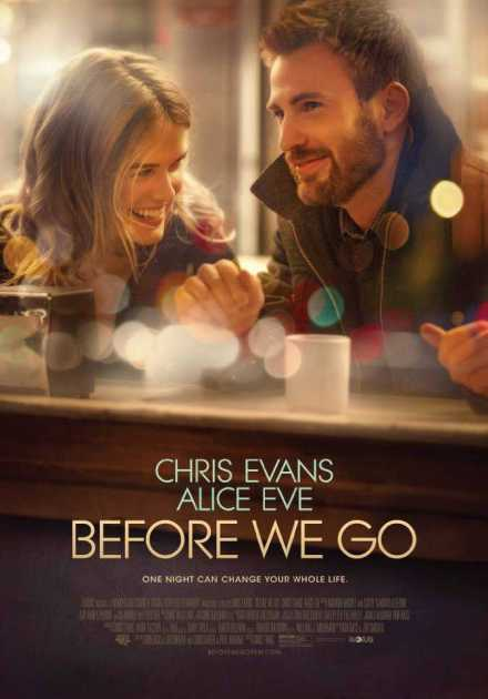 فيلم Before We Go 2014 مترجم