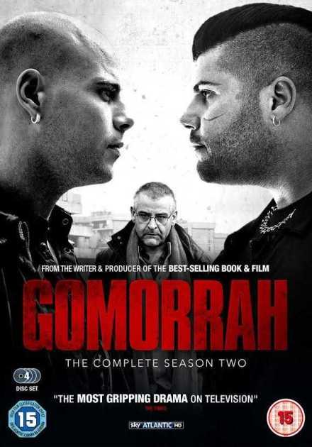 مسلسل Gomorrah الموسم الثالث