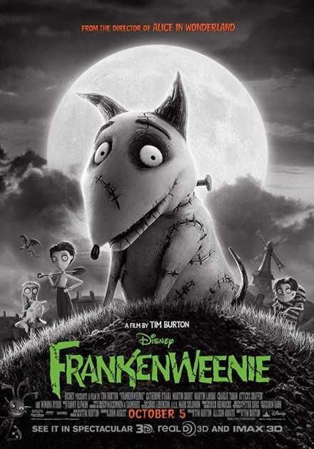 فيلم Frankenweenie 2012 مترجم