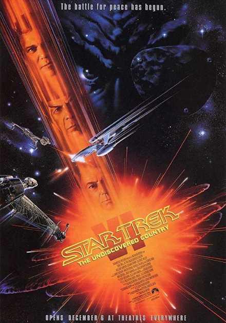 فيلم Star Trek VI The Undiscovered Country 1991 مترجم