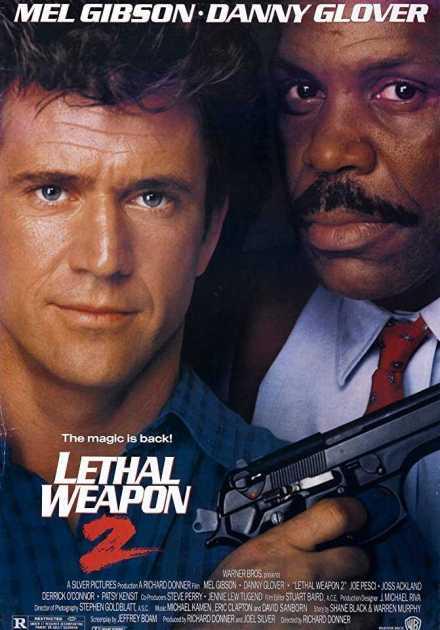 فيلم Lethal Weapon 2 1989 مترجم