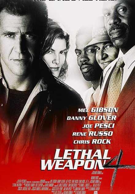 فيلم Lethal Weapon 4 1998 مترجم