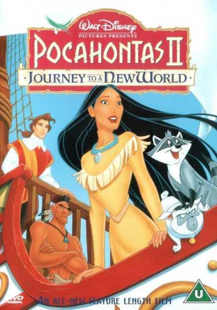 فيلم Pocahontas 2 Journey to a New World 1998 مترجم