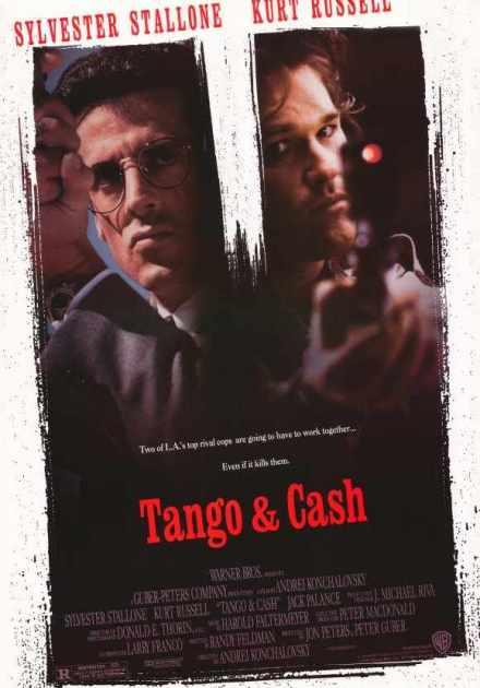 فيلم Tango and Cash 1989 مترجم