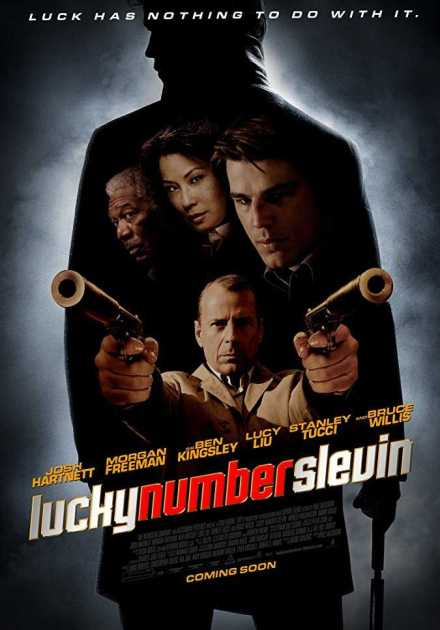 فيلم Lucky Number Slevin 2006 مترجم