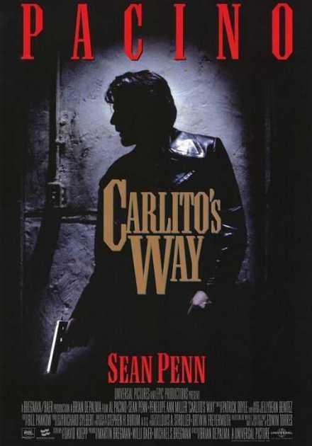 فيلم Carlito's Way 1993 مترجم