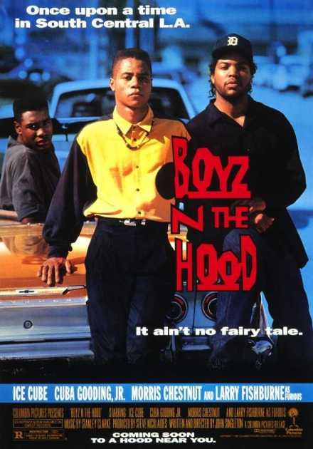 فيلم Boyz n The Hood 1991 مترجم