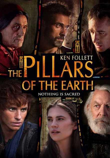مسلسل The Pillars of the Earth الموسم الأول