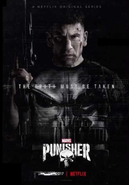 مسلسل The Punisher