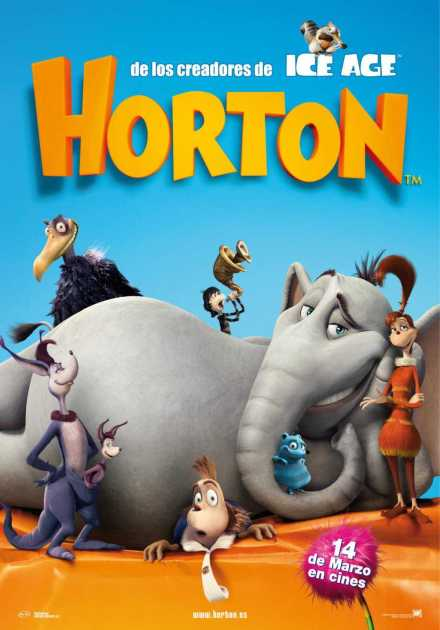 فيلم Horton Hears a Who! 2008 مترجم