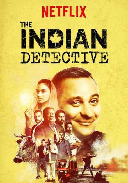 مسلسل The Indian Detective