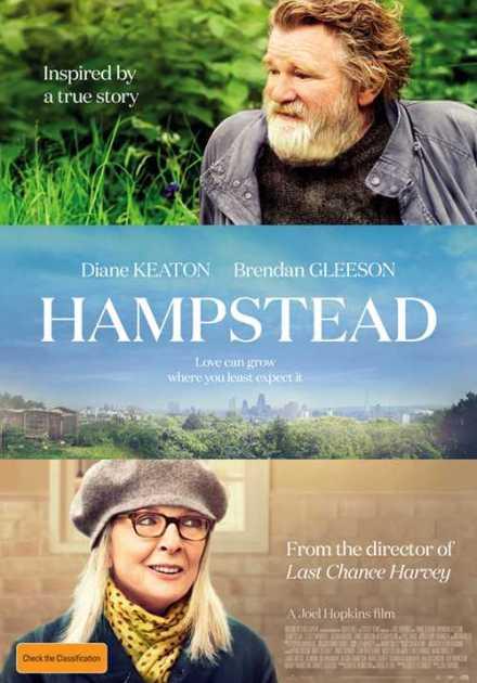 فيلم Hampstead 2017 مترجم
