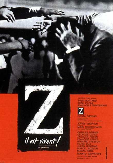 فيلم Z 1969 مترجم