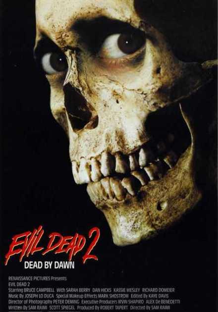 فيلم Evil Dead II 1987 مترجم