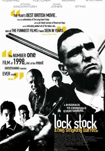 فيلم Lock, Stock and Two Smoking Barrels 1998 مترجم