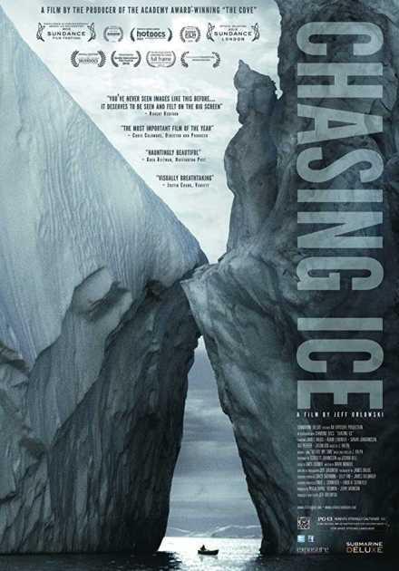 فيلم Chasing Ice 2012 مترجم