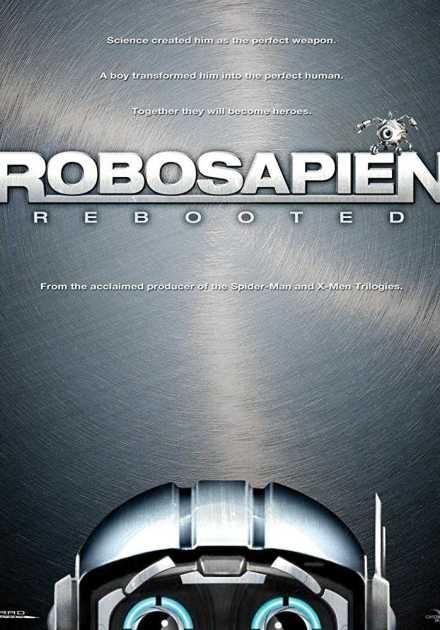 فيلم Robosapien Rebooted 2013 مترجم