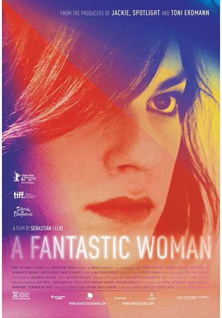 فيلم A Fantastic Woman 2017 مترجم