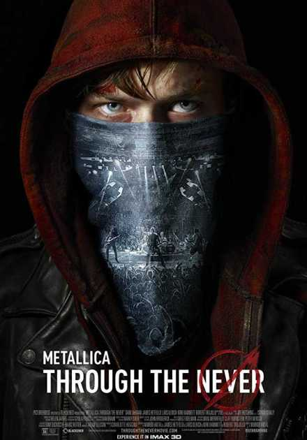 فيلم Metallica Through the Never 2013 مترجم