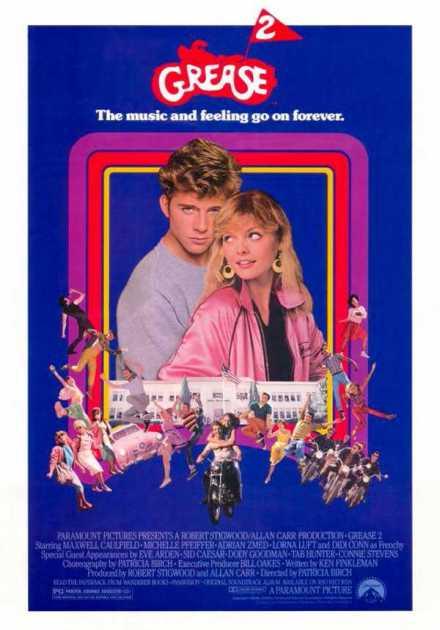 فيلم Grease 2 1982 مترجم
