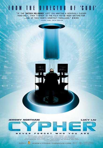 فيلم Cypher 2002 مترجم