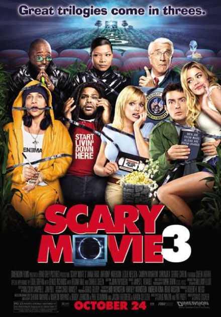 فيلم Scary Movie 3 2003 مترجم