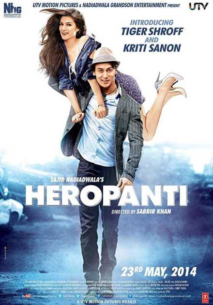 فيلم Heropanti 2014 مترجم