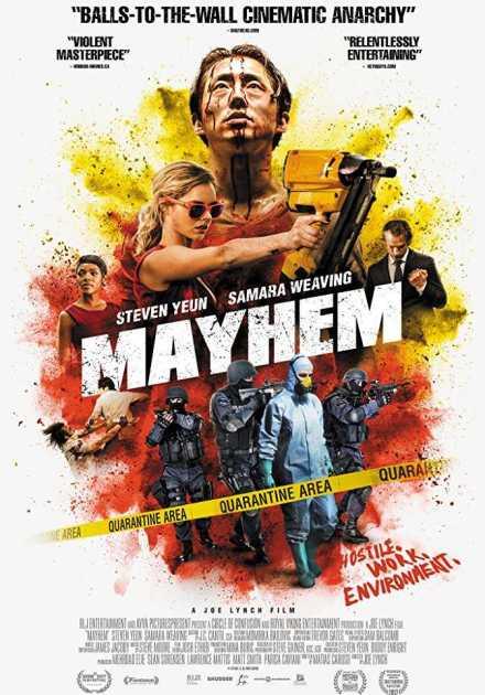 فيلم Mayhem 2017 مترجم