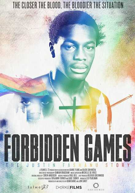 فيلم Forbidden Games The Justin Fashanu Story 2017 مترجم