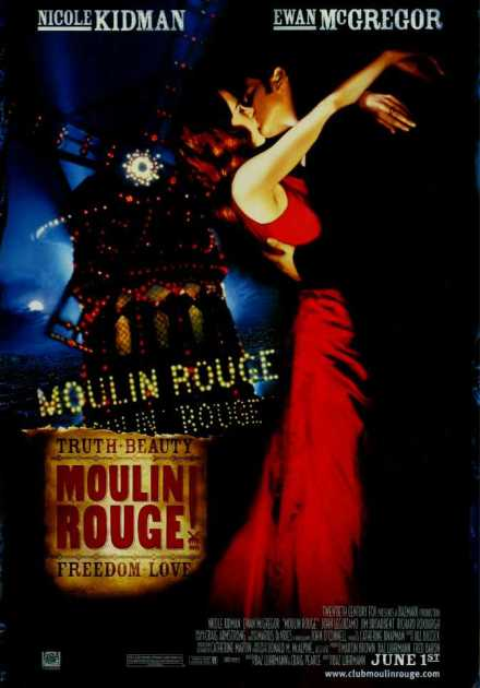 فيلم Moulin Rouge! 2001 مترجم