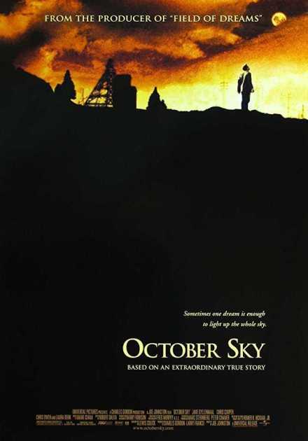 فيلم October Sky 1999 مترجم