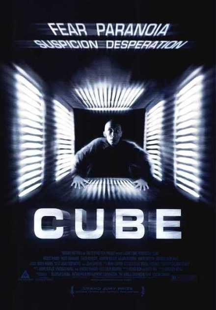 فيلم Cube 1997 مترجم