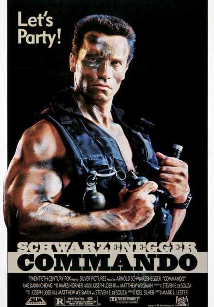 فيلم Commando 1985 مترجم