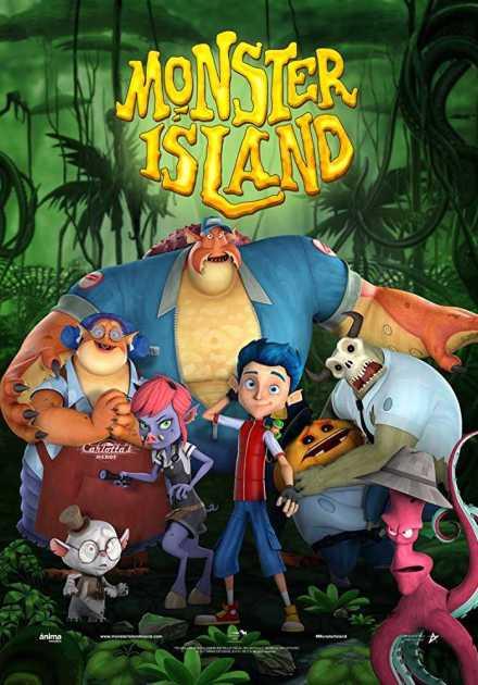 فيلم Monster Island 2017 مترجم