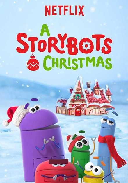 فيلم A StoryBots Christmas 2017 مترجم