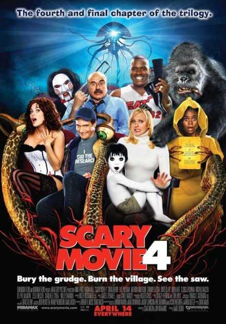 فيلم Scary Movie 4 2006 مترجم
