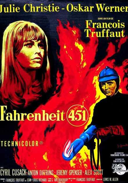 فيلم Fahrenheit 451 1966 مترجم