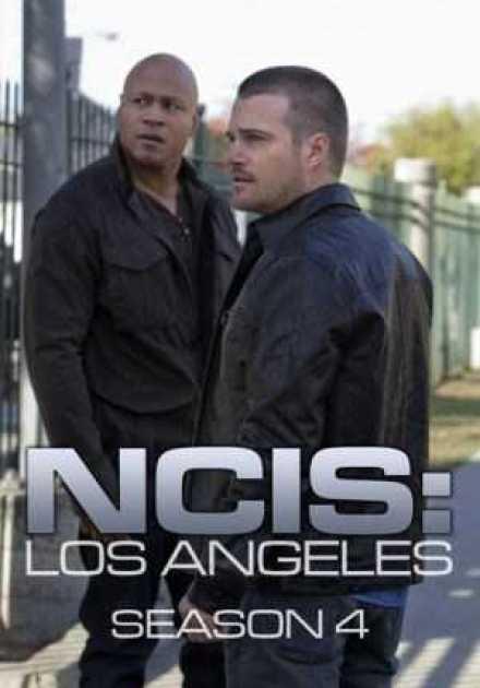 مسلسل NCIS: Los Angeles الموسم الرابع