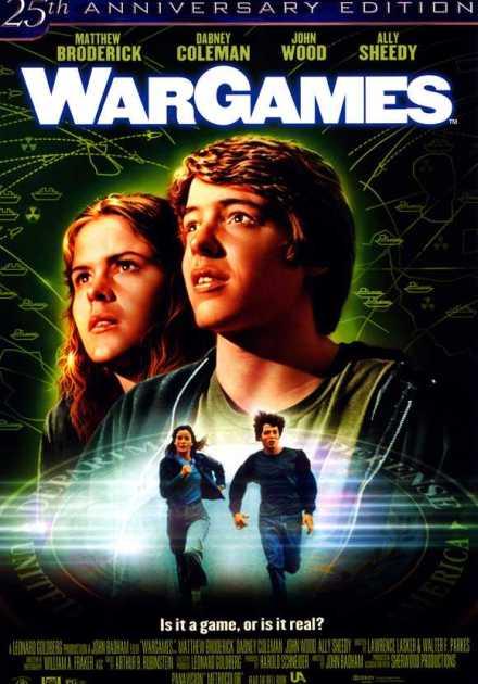 فيلم WarGames 1983 مترجم