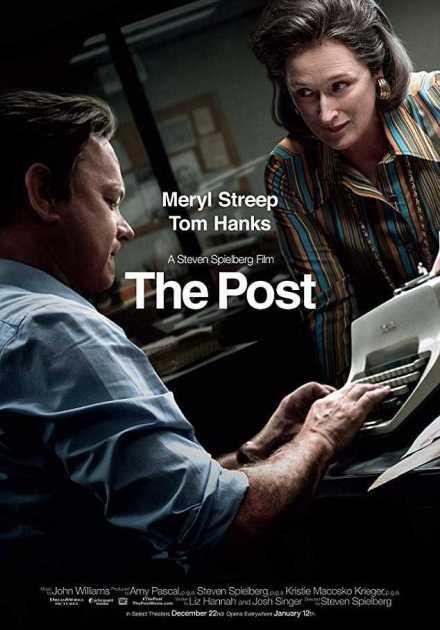 فيلم The Post 2017 مترجم