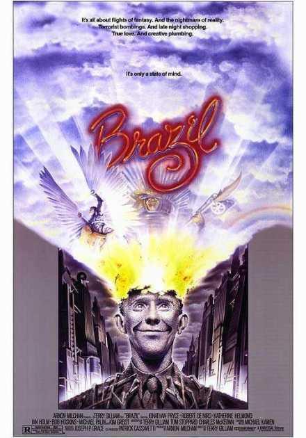 فيلم Brazil 1985 مترجم
