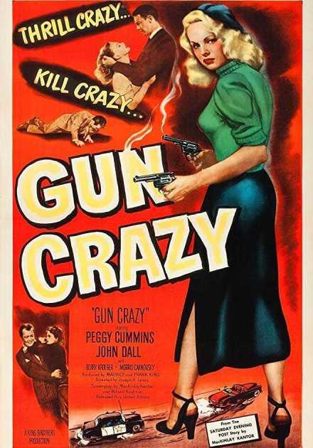 فيلم Gun Crazy 1950 مترجم